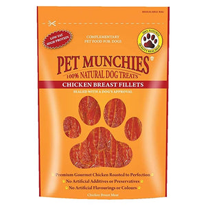 Pet Munchies Chicken Breast 100g