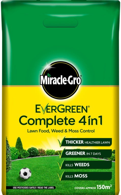 Miracle Gro Evergreen Complete Bag 150m