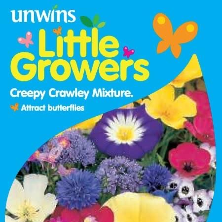 Little Growers Creepy Crawly Mix