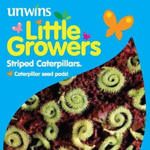 Little Growers Striped Catepillars