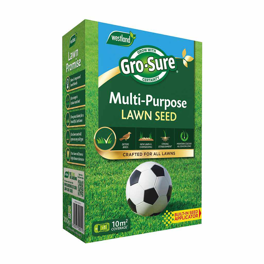 Multi Purpose Lawn Seed 10m