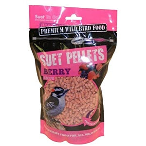 Suet Pellets Berry