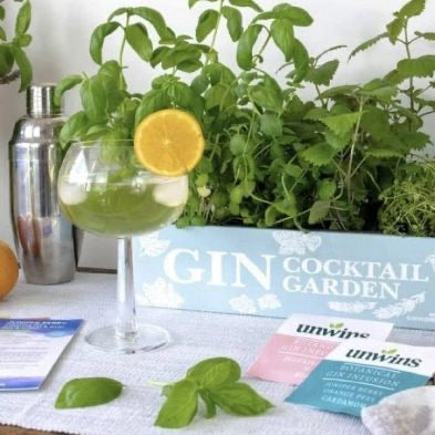 Kitchen Garden - Gin Cocktail
