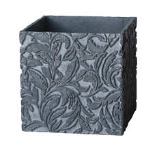 Laura Ashley - Fowey Cube - Slate - Small