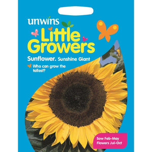 Little Growers Sunflowers