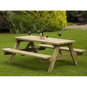 Atholl 6 Seater Picnic Table