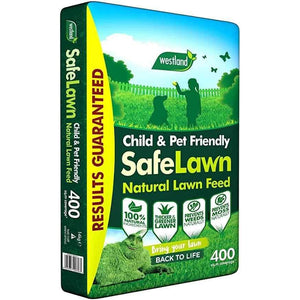 SafeLawn Natural Lawn Feed 400m