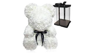White Rose Teddy