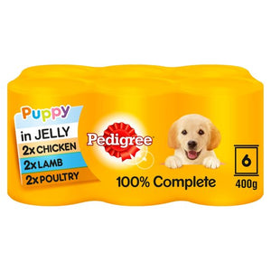 Pedigree Puppy in Jelly