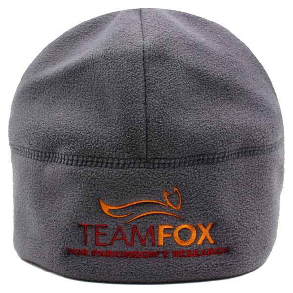 Team Fox Fleece Beanie