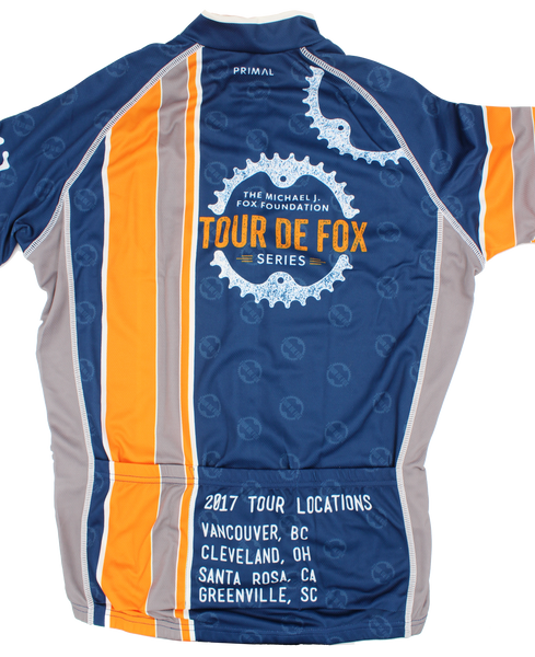 2017 Tour de Fox Series Cycling Jersey