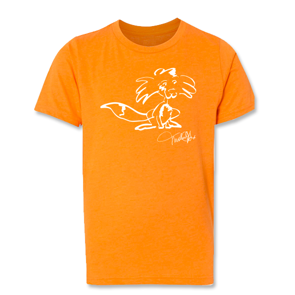 Fox Drawing Kids / Youth T-Shirt