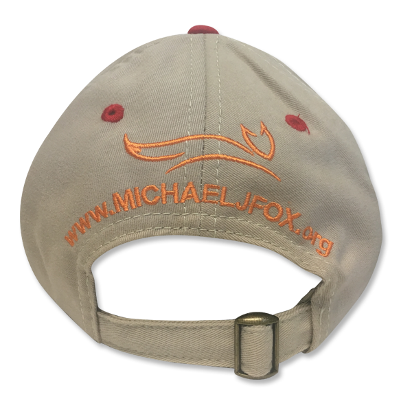 Michael J. Fox Foundation Baseball Cap - Khaki
