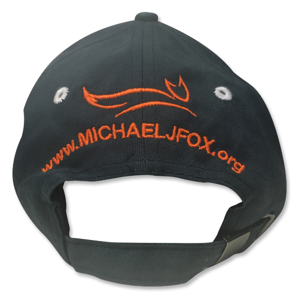 Michael J. Fox Foundation Baseball Cap - Navy