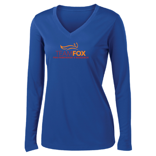 Team Fox Tech Long Sleeve - WOMEN'S
