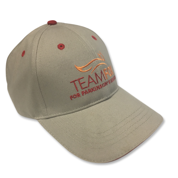 Team Fox Baseball Cap - Khaki