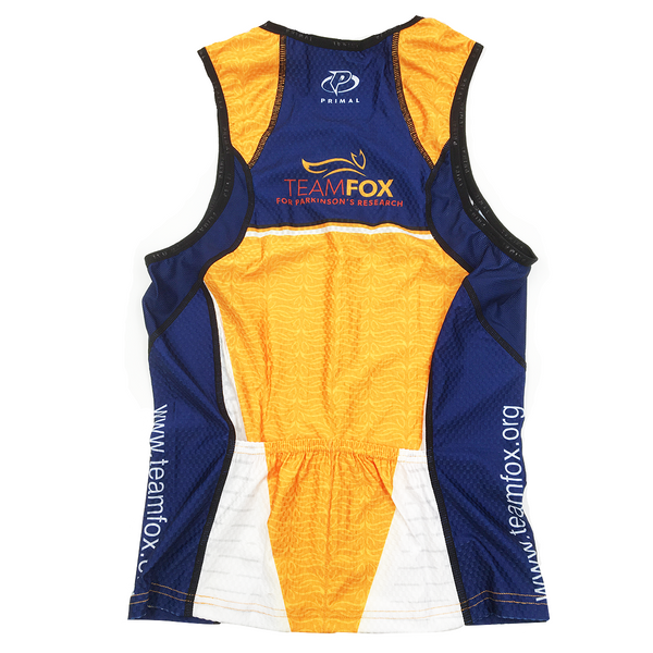 Primal Unisex Team Fox Tri Top