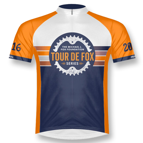 2016 Tour de Fox Series Cycling Jersey