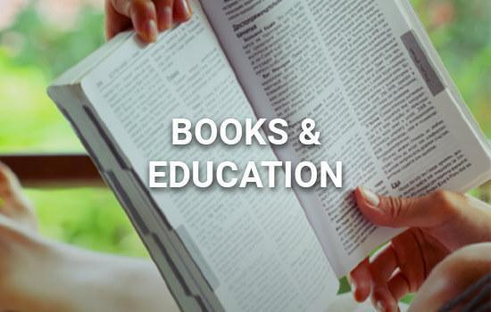 Books & Education image