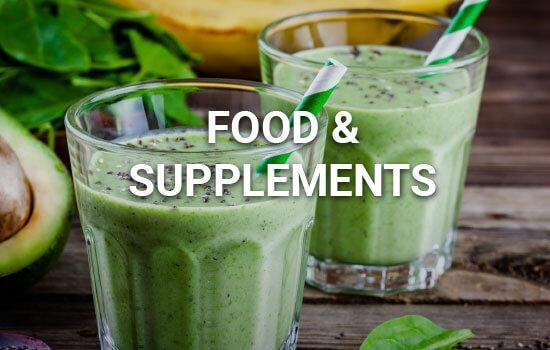 Food & supplements image