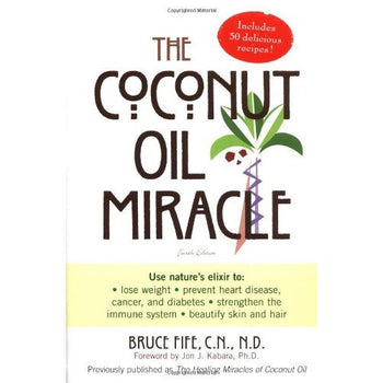The Coconut Oil Miracle Image
