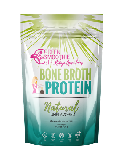 Grass Fed Bone Broth Protein