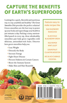 The Green Smoothies Diet Image