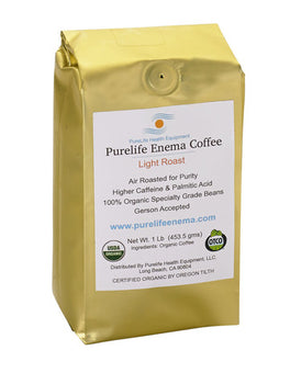 PureLife Enema Coffee - Light Air Roast Image
