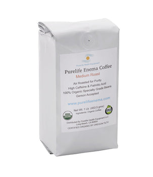 PureLife Enema Coffee - Medium Air Roast Image