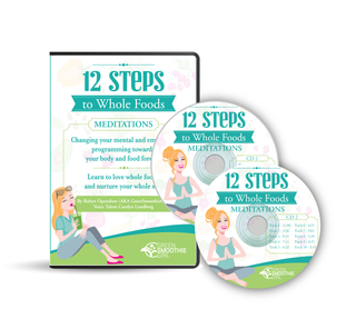 12 Steps Meditations (CD) + 12 Steps to Whole Foods Manual SM1