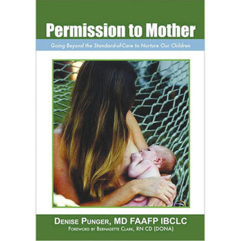 Permission to Mother: Going Beyond the Standard-of-Care to Nurture Our Children Image