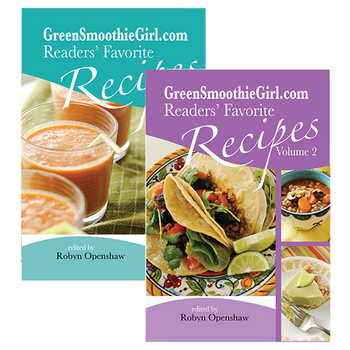 Readers' Favorite Healthy Recipes – Book Set Image