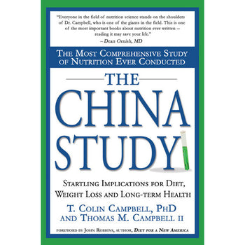 The China Study by Dr. Colin Campbell Image