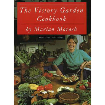 The Victory Garden Cookbook Image