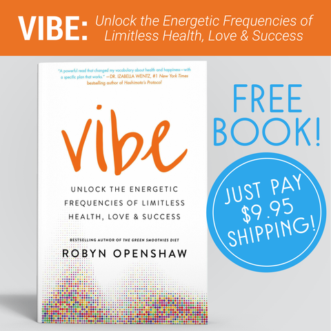 Free Vibe book (only pay S&H)
