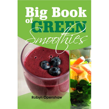 Big Book of Green Smoothies Image