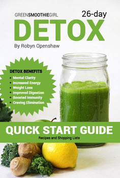 Detox Quick-Start Guide Replacement Image