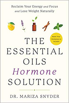 The Essential Oil Hormone Solution: Reset Your Hormones in 14 Days with the Power of Essential Oils Image