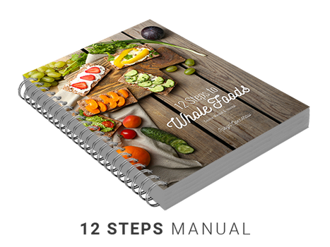 12 Steps to Whole Foods Manual Image