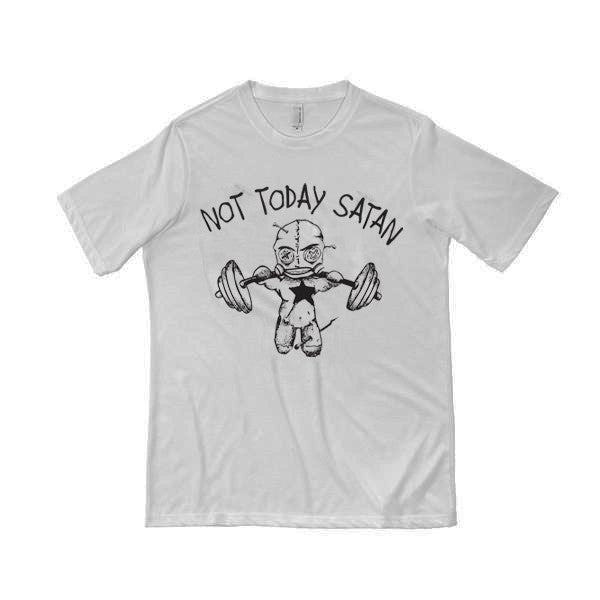 Not Today Satan Men's Tee - Still Not Dead Apparel