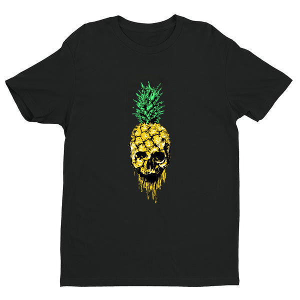 Pineapple Skull Men's Tee - Still Not Dead Apparel