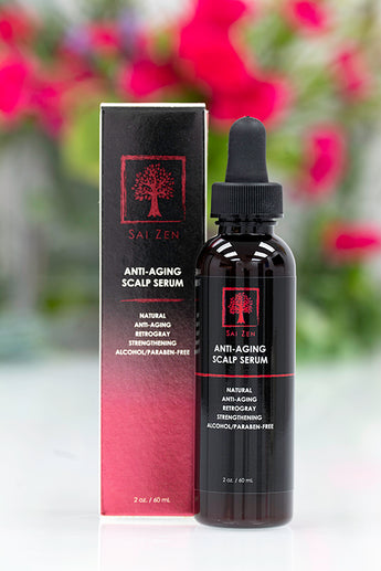 Sai Zen Anti-Aging Scalp Serum (2oz)