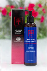 Set of Sai Zen Anti-Aging Volume Shampoo and Scalp Serum
