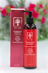NEW Sai Zen Volume Plus Shampoo