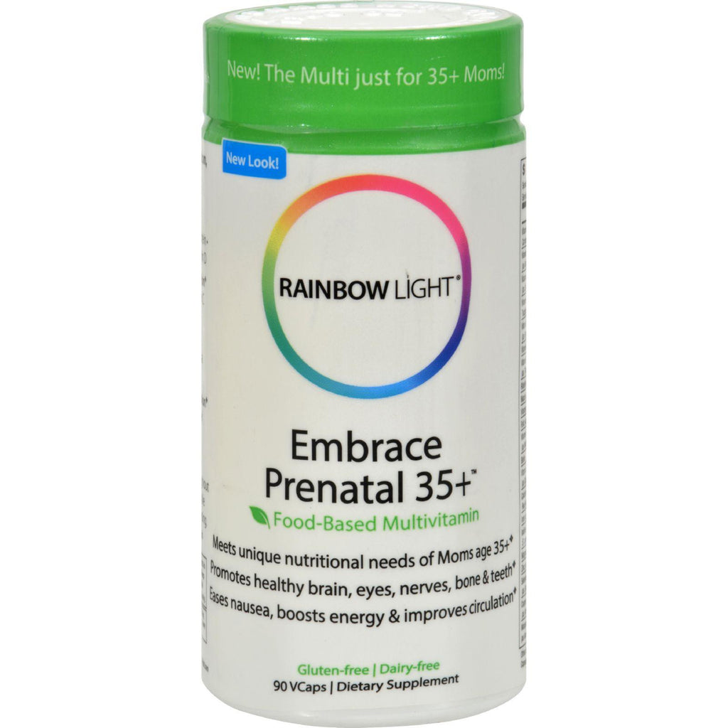 Rainbow Light Prenatal 35+ Multivitamin - 90 Caps