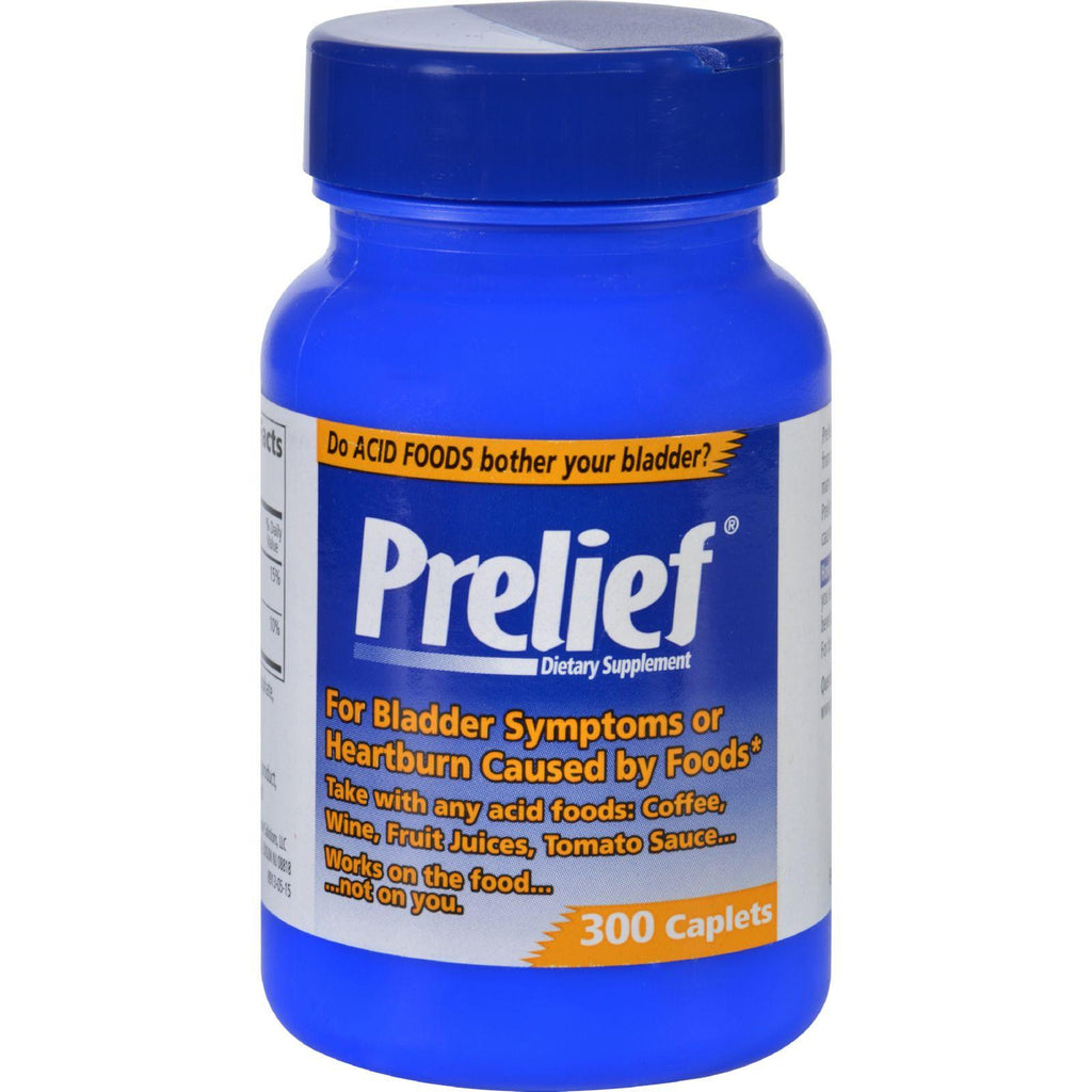 Prelief Dietary Supplement - 300 Capsules