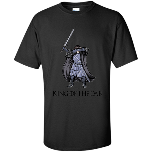 King Of The Dab Game Of Thrones Shirt
