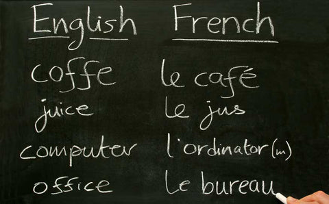French Alphabet 101