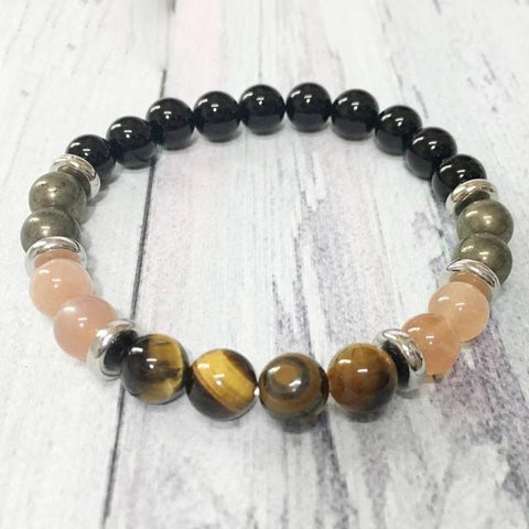 Determination and Clarity Bracelet Third Eye Transcend
