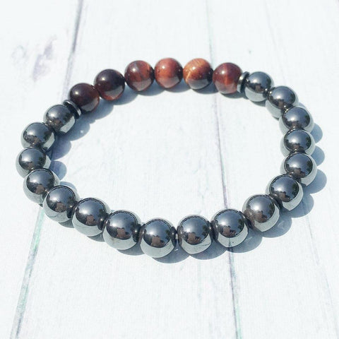 Grounding Clarity Bracelet Third Eye Transcend